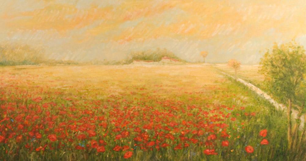 ADA CACCIN - pittrice ad olio - pittrice treviso - pittura olio ...